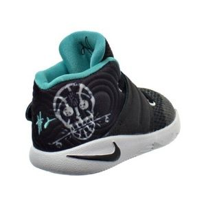 6a8bbe832d3f Nike Shoes - Nike Kyrie 2 (TD) Toddler s Shoes Black Hyper Jade